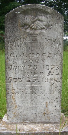 Fannie May Hogan