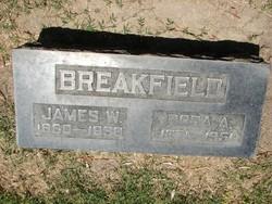 James Wesley Breakfield