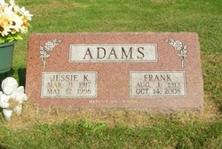 Jessie K. <i>Leander</i> Adams