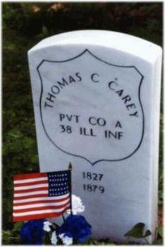 Pvt Thomas C. Carey