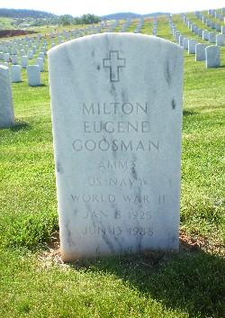 Milton Eugene Goosman