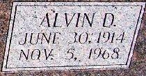 Alvin D Petersen