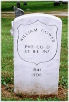 Pvt William Gower