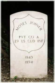 Pvt Moses Joiner