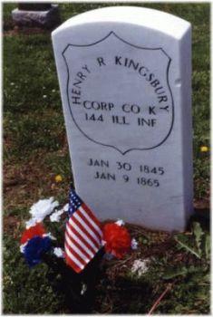 Corp Henry Kingsbury