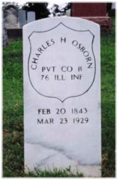 Pvt Charles H. Osborn