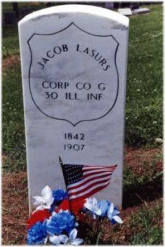 Corp Jacob LaSurs