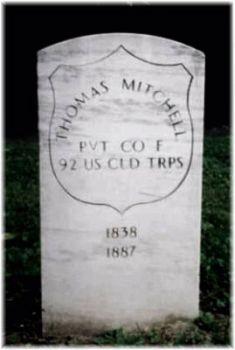 Pvt Thomas Mitchell
