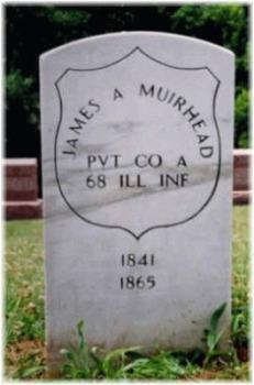 Pvt James A. Muirhead