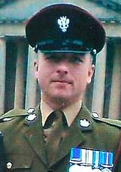 LCpl Andrew Christopher Breeze