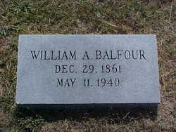 William Arthur Will Balfour
