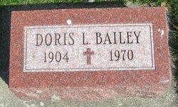 Doris Louise <i>Lee</i> Bailey