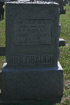 Harriet Josephine Hattie <i>Brown</i> Holobaugh