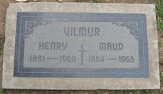 Maud C. <i>Underberg</i> Vilmur
