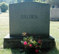 Sarah Robinson <i>Warren</i> Brown