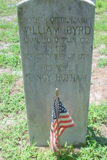Nancy <i>Hufham</i> Byrd