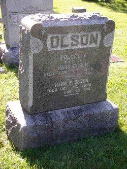 Bolletta <i>Gulliksen</i> Olson