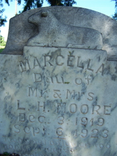 Marcella Moore