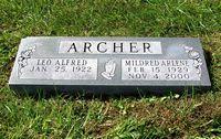 Mildred Arlene <i>Carver</i> Archer