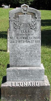 Ella Leonard