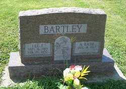Anna O. Katie <i>Bailey</i> Bartley