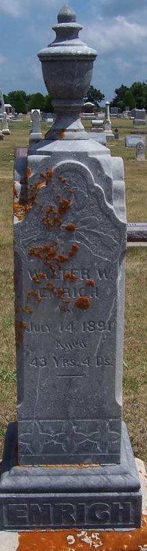 Walter William Emrich