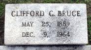 Clifford Candler Bruce