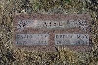 Della May <i>Brubaker</i> Abel