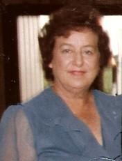 Agnes Marie <i>Ashworth</i> Thompson