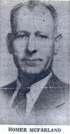 Homer McFarland