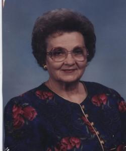 Maggie Lorene Cindy <i>McKee</i> Wilson