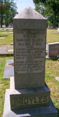 Augustus Talliaferro Broyles