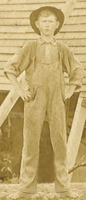 Pvt Herman Carver Bailey