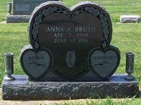 Anna A <i>Gilbert</i> Brush
