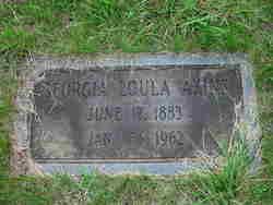 Georgia Loula <i>Allen</i> Akins