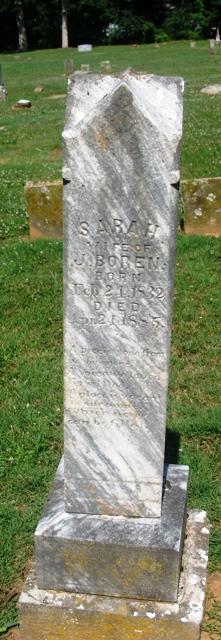 Sarah Ellen <i>Doak</i> Boren