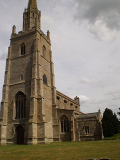 St George Churchyard