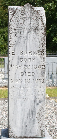 Elizabeth <i>Ellisor</i> Barnes