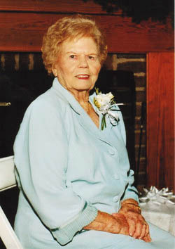 Mrs Janie Juanita <i>Caraway</i> Aspinwall