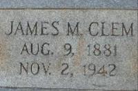 James Marion Jim Clem