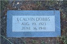 Ira Calvin Dobbs
