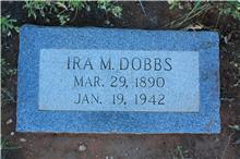 Ira Monroe Dobbs