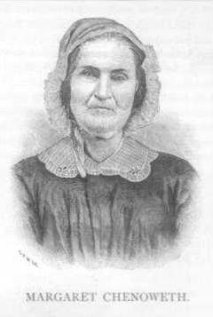 Margaret <i>Heath</i> Chenoweth