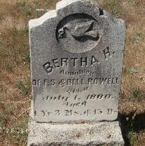 Bertha H. Powell