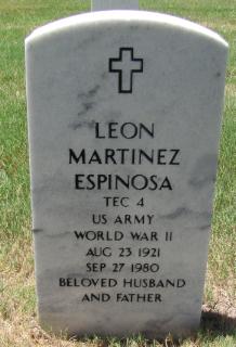 Leon Martinez Espinosa