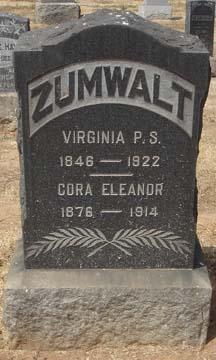 Virginia P.S. Zumwalt