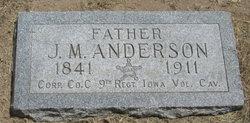 Corp Joel M Anderson
