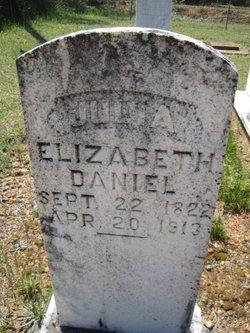 Julia Elizabeth Daniel