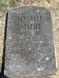 Mrs Doshie Precilla <i>Shore</i> Campbell