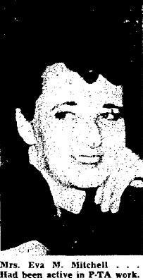 Eva Margaret <i>Wahlen</i> Mitchell